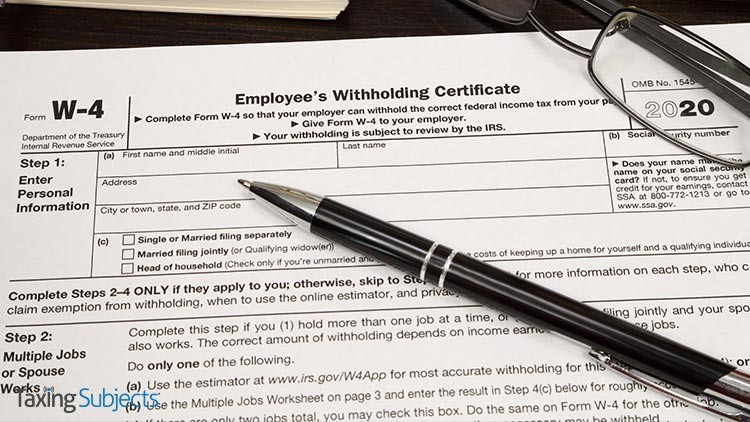 IRS Says It's a Good Time to Fine-Tune Withholding